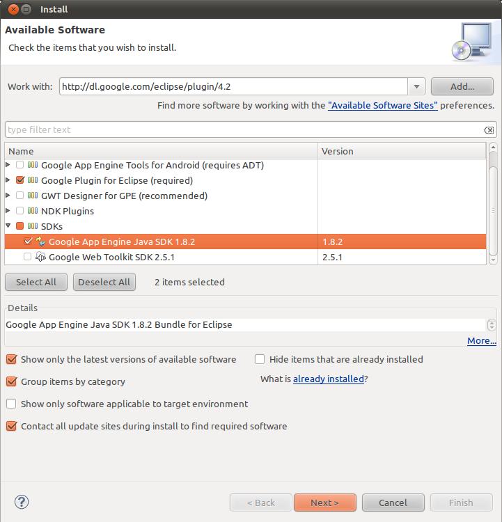 Eclipse Google App Engine Tutorial: A Tutorial On Google Cloud Endpoints (I