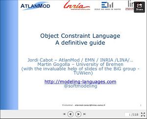 OCL tutorial
