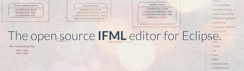 IFML Eclipse Editor