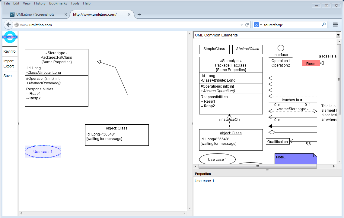umletino a free online uml tool for fast uml diagrams