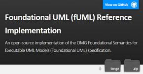 fUML tool on GitHub