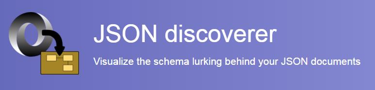 jsondiscoverer visualizing the schema lurking behind json documents