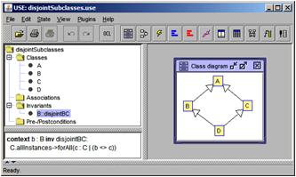 diamond inheritance in UML