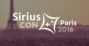 SiriusCon logo
