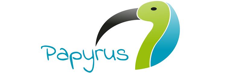 Papyrus Eclipse logo