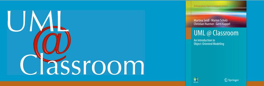 Book: UML in the classroom
