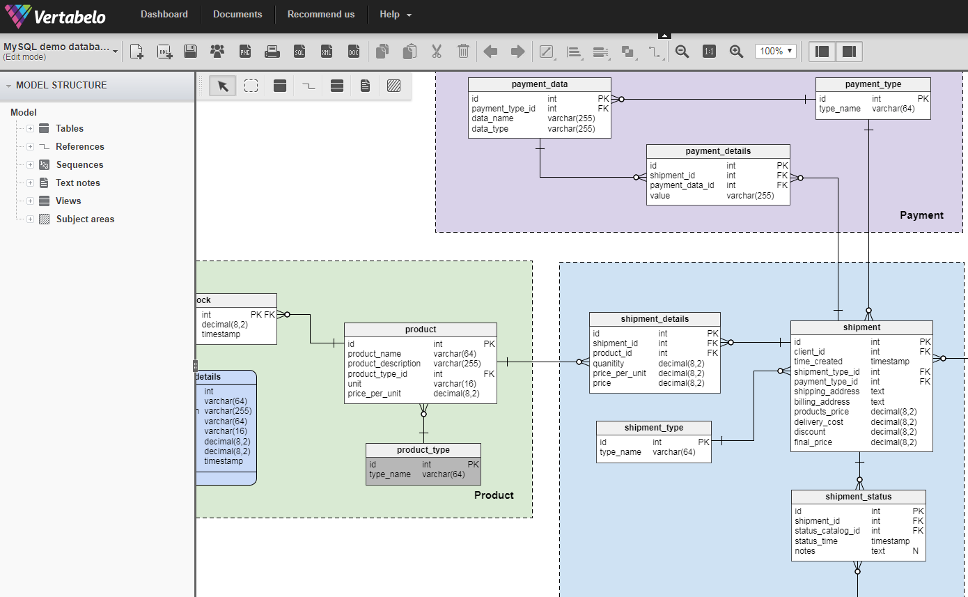 Top online UML modeling tools in 2017 (also including ER and BPMN)