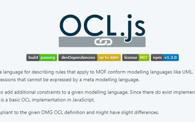 OCL in JavaScript